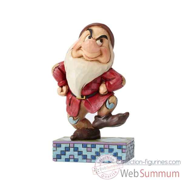 Statuette Grincheux Figurines Disney Collection -4049625
