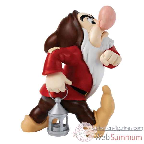 Grumpy statement figurine enchanting dis Figurines Disney Collection -A27018