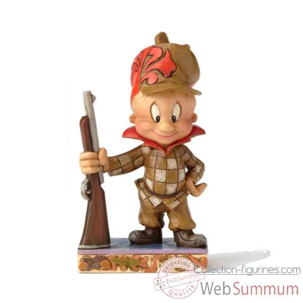 Statuette Happy hunter - elmer Figurines Disney Collection -4054867
