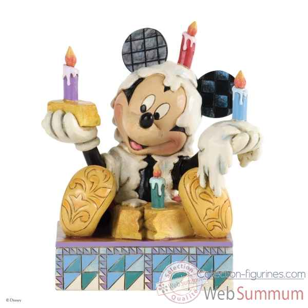 Here\'s to you mickey mouse Figurines Disney Collection -4033281