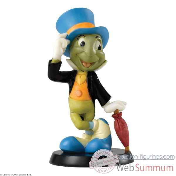 Jiminy cricket enchanting dis Figurines Disney Collection -A26143