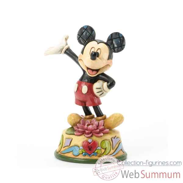 July mickey Figurines Disney Collection -4033964