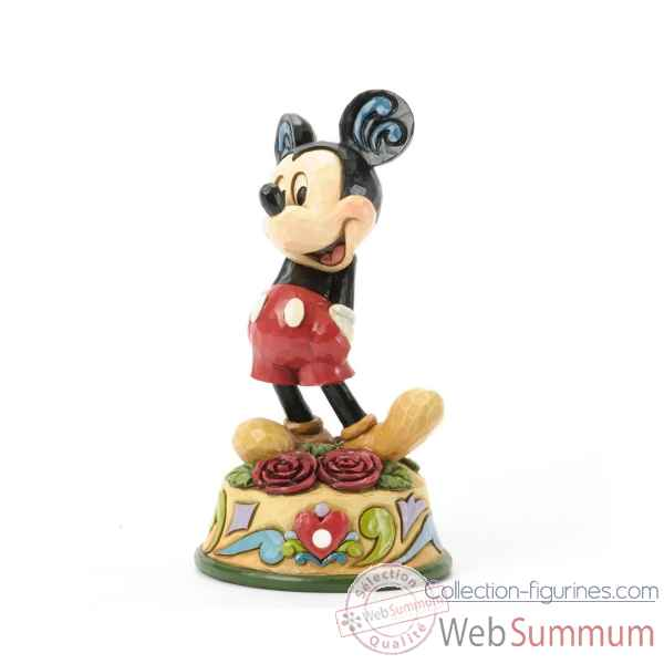 June mickey Figurines Disney Collection -4033963