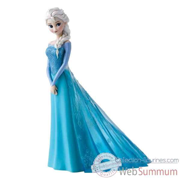 Statuette La reine des neiges elsa Figurines Disney Collection -A27145
