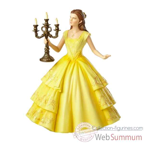 Statuette Live action belle Figurines Disney Collection -4058293