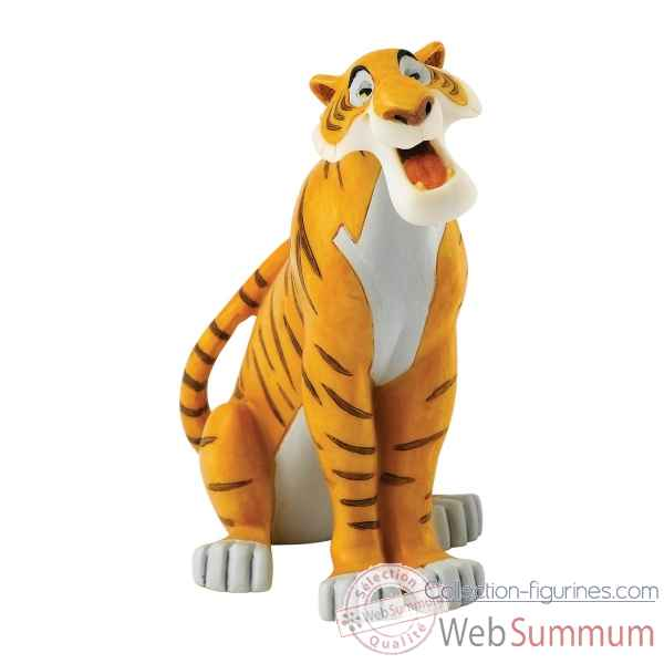 Statuette Lord of jungle shere khan Figurines Disney Collection -A27147