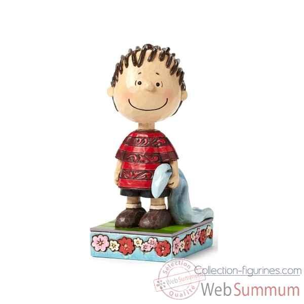 Statuette Loyal linus Figurines Disney Collection -4049399