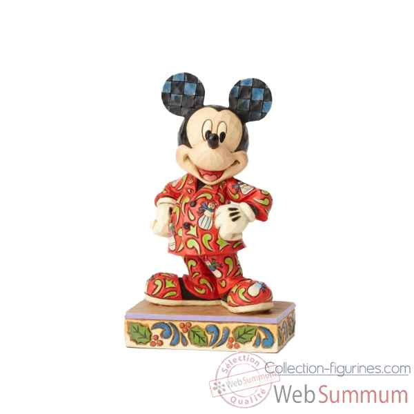 Statuette Magical morning mickey mouse Figurines Disney Collection -4057935