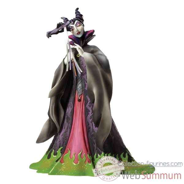 Maleficent masquerade disney show Figurines Disney Collection -4046616