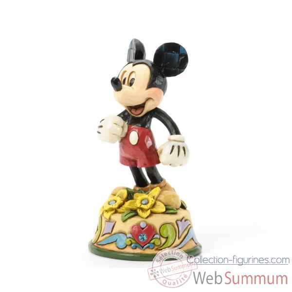 March mickey Figurines Disney Collection -4033960