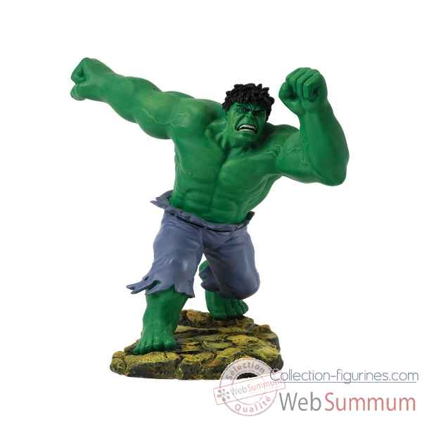Statuette Marvel hulk Figurines Disney Collection -A27601