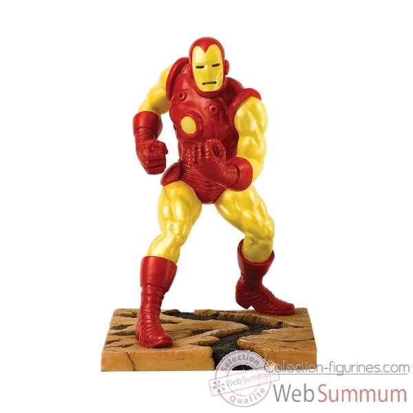 Statuette Marvel iron man Figurines Disney Collection -A27598