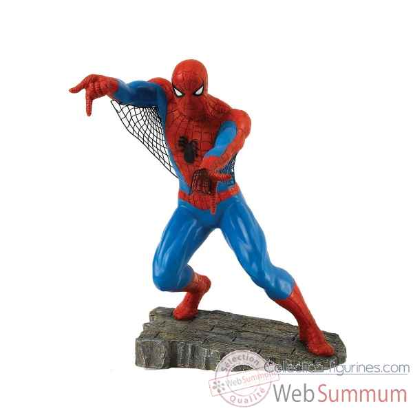 Statuette Marvel spider man Figurines Disney Collection -A27599