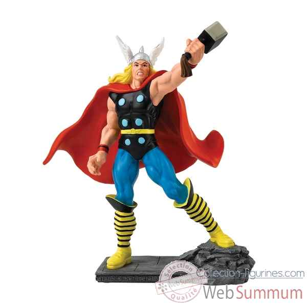 Statuette Marvel thor Figurines Disney Collection -A27602