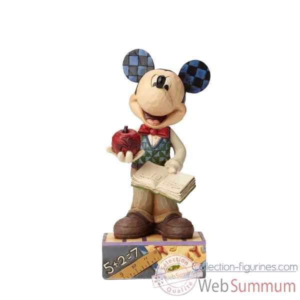 Statuette Mickey class act Figurines Disney Collection -4049634
