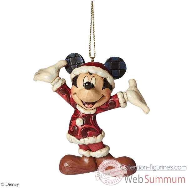 Mickey suspension Figurine Disney Collection -A27083