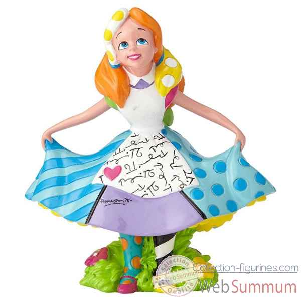 Mini figurine alice disney britto -4059584