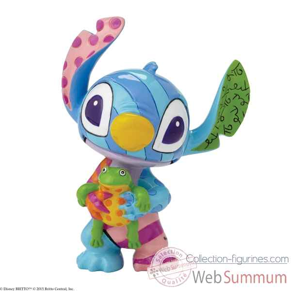 Mini figurine stitch disney britto -4049376