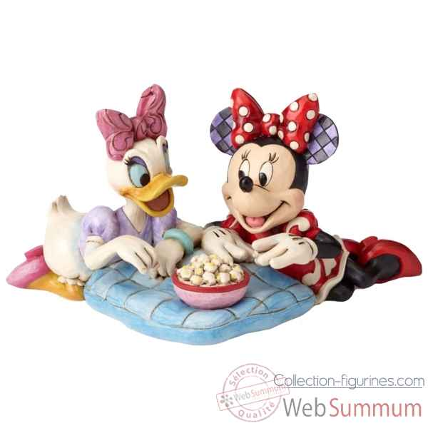 Statuette Minnie mouse et daisy duck Figurines Disney Collection -4054282