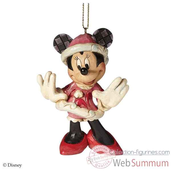 Minnie suspension Figurine Disney Collection -A27084