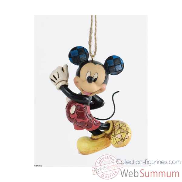 Mickey suspension Figurines Disney Collection -A25904