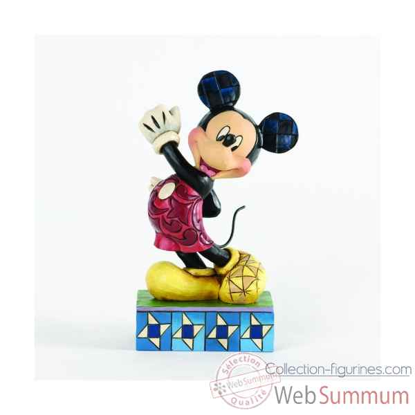 Modern day mouse mickey mouse Figurines Disney Collection -4033287