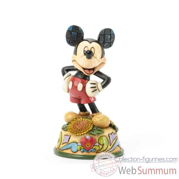 November mickey Figurines Disney Collection -4033968