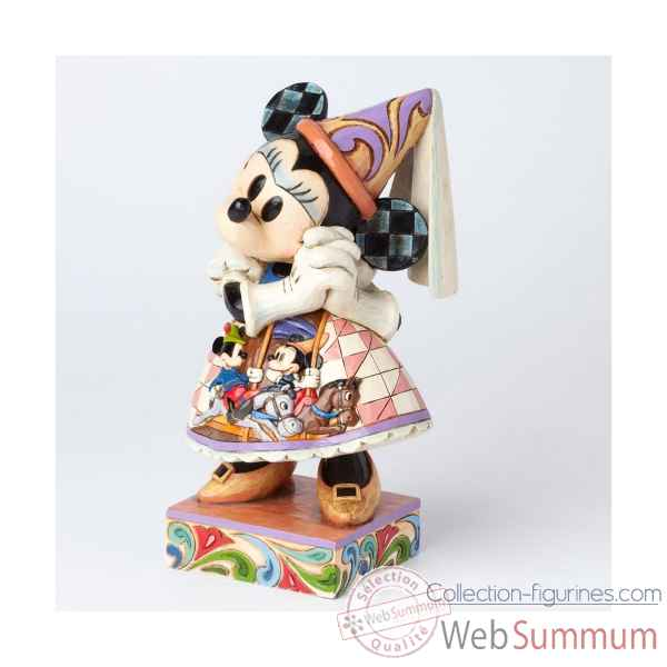 Princess minnie mouse n Figurines Disney Collection -4038497