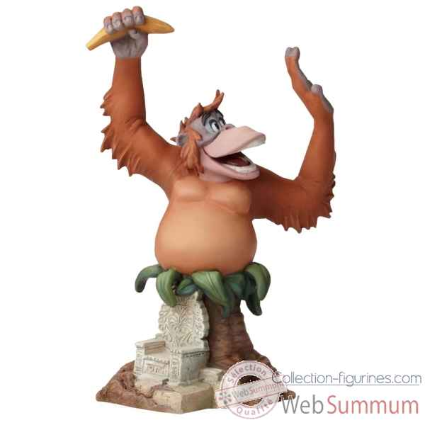 Statuette Roi louie Figurines Disney Collection -4053360