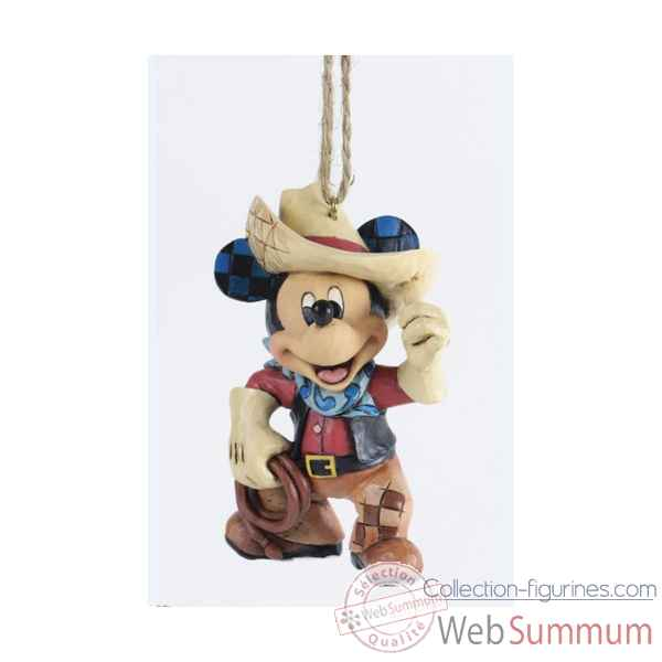 Mickey suspension Figurine Disney Collection -A25905