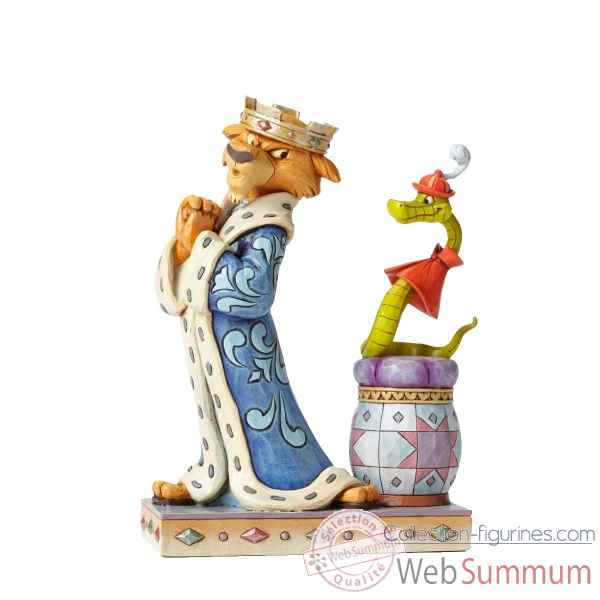 Statuette Royal pains prince jean Figurines Disney Collection -4050418