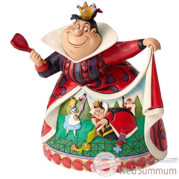 Statuette Royal recreation reine de cœur Figurines Disney Collection -4051993