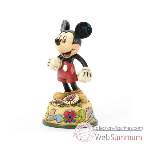 September mickey Figurines Disney Collection -4033966