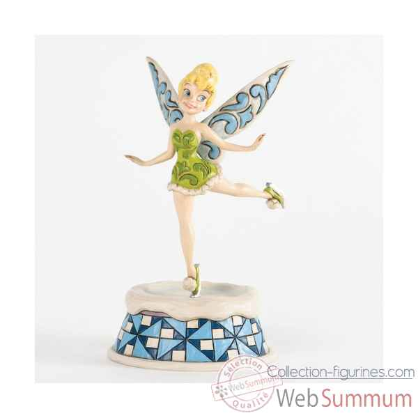 Skating pixie (tinker bell) Figurines Disney Collection -4033268