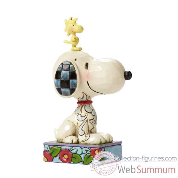 Statuette Snoopy - snoopy bff Figurines Disney Collection -4044677