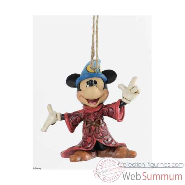 Mickey apprenti sorcier suspension Figurines Disney Collection -A25903