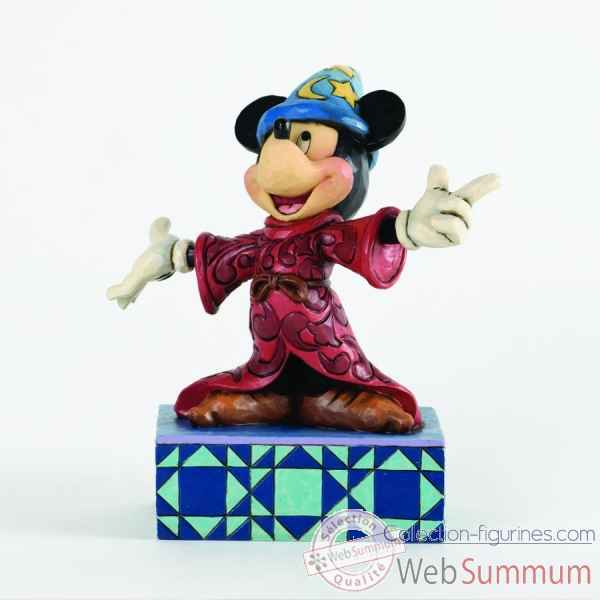 Sorcerer\\\'s apprentice mickey mouse Figurines Disney Collection -4033285