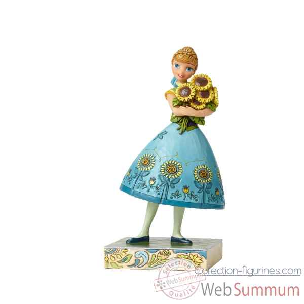 Statuette Spring in bloom anna Figurines Disney Collection -4050882
