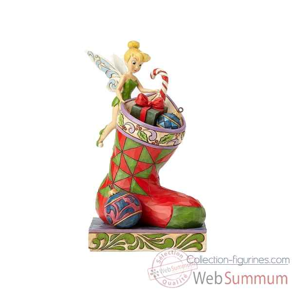 Statuette Stocking stuffer fee clochette Figurines Disney Collection -4057941