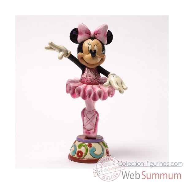 Sugar plum fairy minnie mouse Figurines Disney Collection -4033263