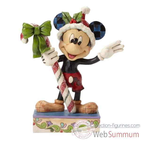 Statuette Sweet greetings mickey mouse Figurines Disney Collection -4051968