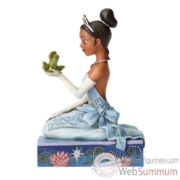 Statuette Tiana et la grenouille Figurines Disney Collection -4054276