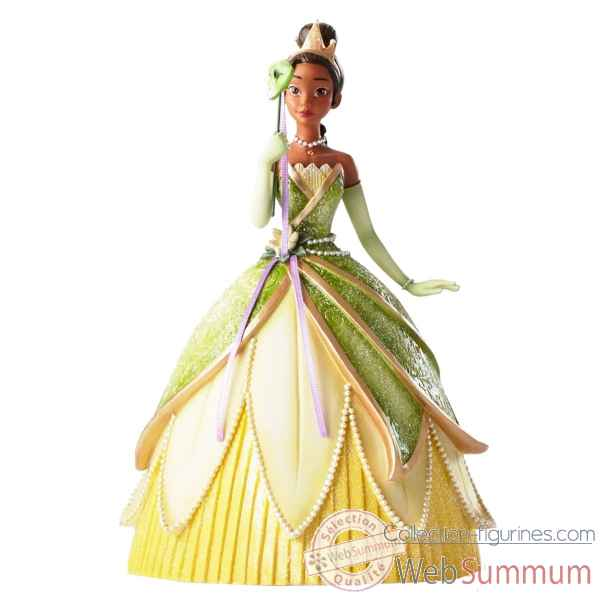 Statuette Tiana masquerade Figurines Disney Collection -4050317