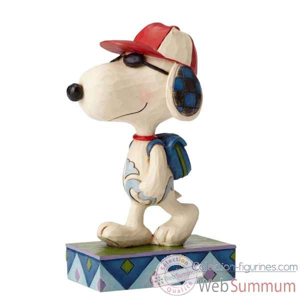 Statuette Too cool for school ( joe cool) Figurines Disney Collection -4052725