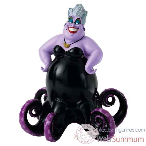 Statuette Ursula la sorciere des mers Figurines Disney Collection -A27977