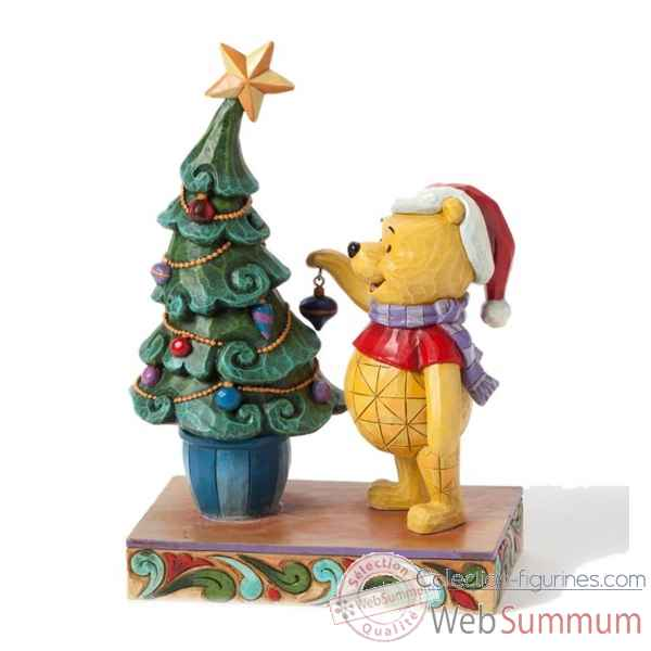 Winnie the pooh with tree Figurines Disney Collection -4039045