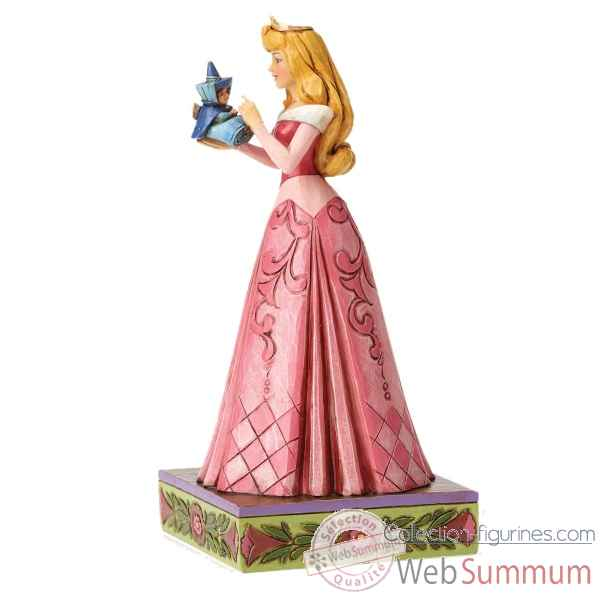 Statuette Wonder et wisdom aurore et la fee Figurines Disney Collection -4054275