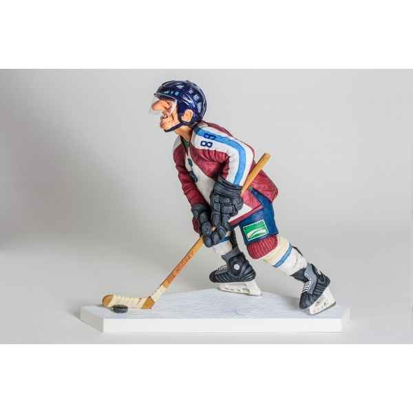 Figurine le hockeyeur sur glace Forchino -FO85541