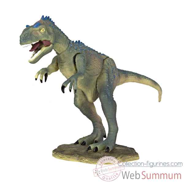Gw jurassic action  - allosaurus - 24cm Geoworld -CL233K