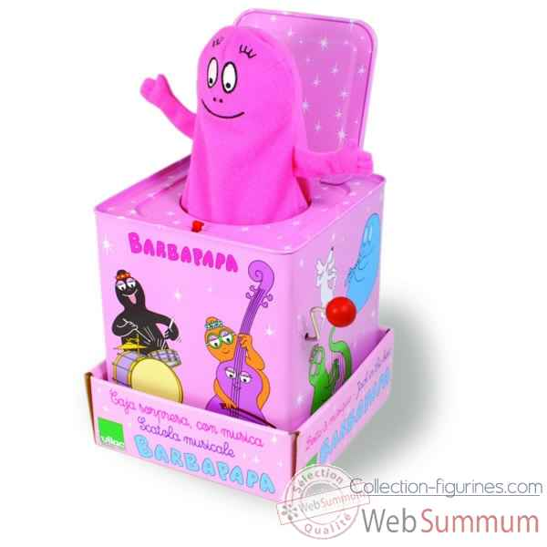Jack in the box Barbapapa Vilac-5826